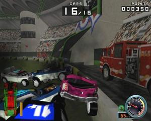 Demolition Racer sur PC