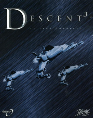 Descent 3 sur PC