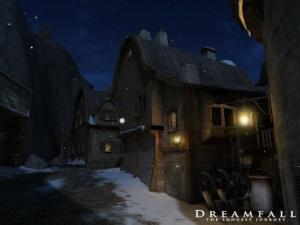 Images : Dreamfall pointe le bout de son nez