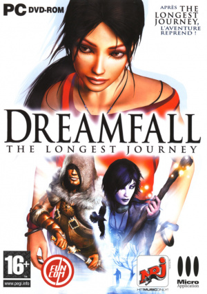 Dreamfall : The Longest Journey sur PC
