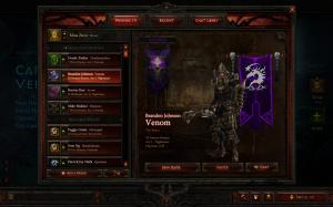 Des achats en argent réel dans Diablo III