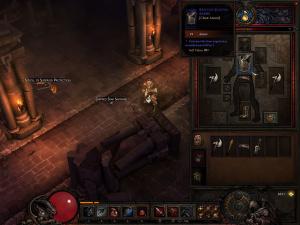 Diablo III : images de l'interface utilisateur