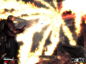 Images : Infernal en feu