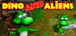 Dino and Aliens sur PC