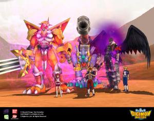 Digimon Masters: des améliorations à la pelle