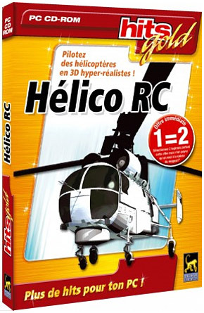 Helico RC sur PC