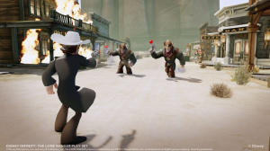 Quand Disney Infinity rencontre Lone Ranger