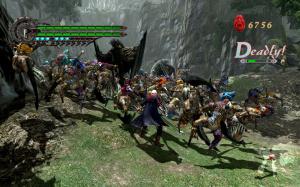 Devil May Cry 4 aura plus de contenu sur PC