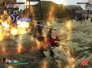 Dynasty Warriors  4 sur PC
