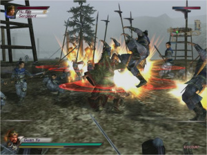 Dynasty Warriors 4 Hyper : images PC