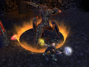 Menu Dungeon Siege II Deluxe