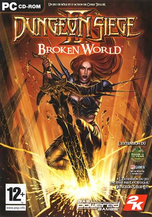 Dungeon Siege II : Broken World sur PC
