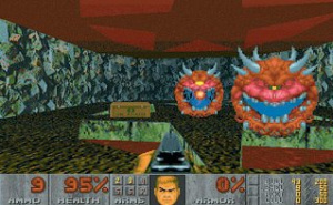 22ème - Doom / PC-Amiga-PS1-Saturn-Jaguar-3DO-SNES-GBA-32X-360 (1993)