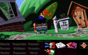Oldies : Day Of The Tentacle