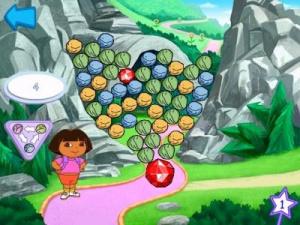 Dora, d'attaque aussi sur PC