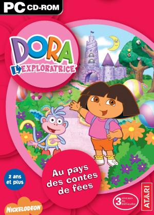 Dora l'Exploratrice : Au Pays des Contes de Fées sur PC