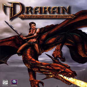 Drakan : Order Of The Flame sur PC