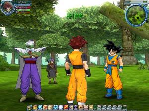 Dragon Ball dans le vaste univers du MMO