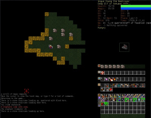 Dungeon Crawl : Stone Soup