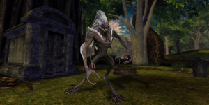 Dungeons & Dragons Online : La Menace de l'Underdark illustre ses monstres