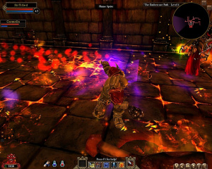 Images : Dungeon Runners disponible