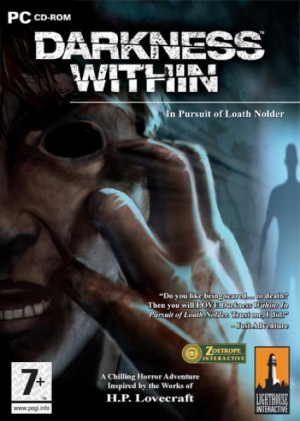 Darkness Within : A la Poursuite de Loath Nolder sur PC