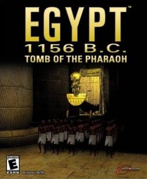 Egypte 1156 Av. J.-C. : L'Enigme de la Tombe Royale sur PC