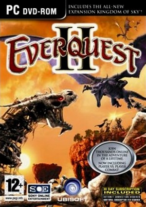 EverQuest II : Kingdom of Sky sur PC