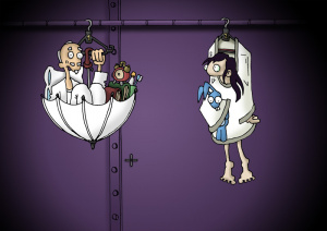 Nouveau jeu : Edna & Harvey : The Breakout