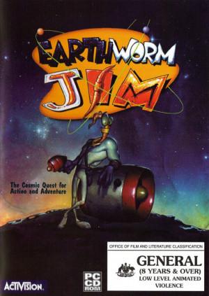 Earthworm Jim sur PC