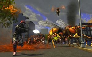 Earth Defense Force: Insect Armageddon aussi sur PC