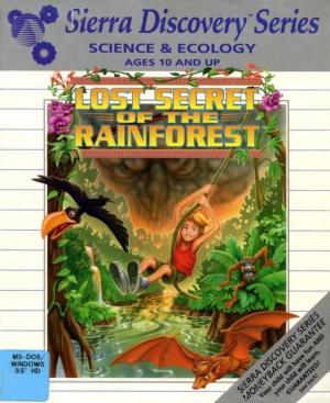 Ecoquest 2 : SOS Forêt Vierge sur PC