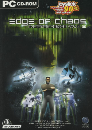 Edge of Chaos : Independence War 2 sur PC