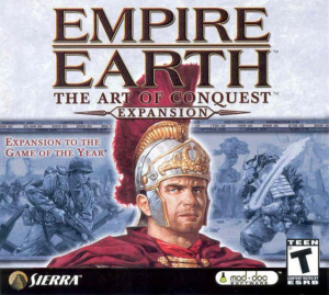 Empire Earth : The Art of Conquest sur PC