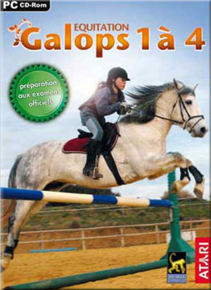 Equitation : Galops 1 à 4