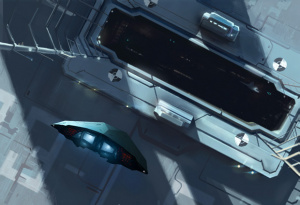 Des artworks pour Elite : Dangerous