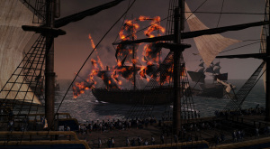 Empire : Total War - Batailles navales à Los Angeles