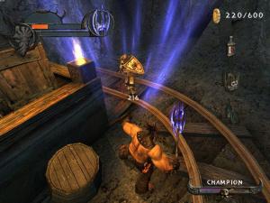 Enclave porté sur Wii