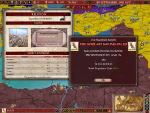 Europa Universalis : Rome daté en images