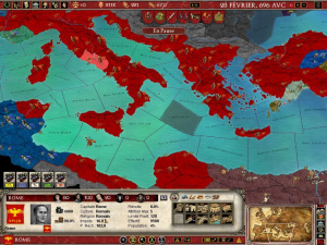 Europa Universalis : Rome