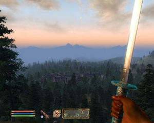 The Elder Scrolls 4 : Oblivion