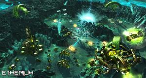 Etherium, le STR futuriste en 4 minutes 30 de gameplay !