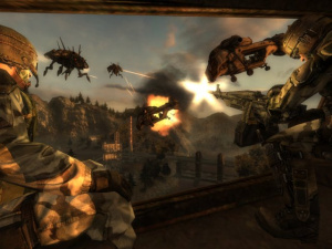 Images : Quake Wars : Enemy Territory Wars