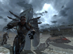 Images : Quake Wars sur le front