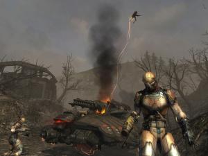 Images : Quake Wars en deux images