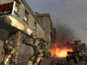Quake Wars sur PS3 et Xbox 360