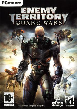 Enemy Territory : Quake Wars sur PC