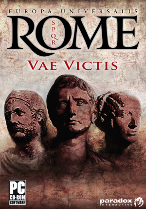 Europa Universalis : Rome - Vae Victis sur PC