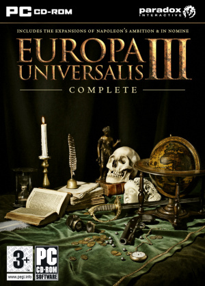 Europa Universalis III : Complete sur PC