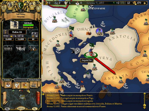 Europa Universalis 3 Divine Wind 5.2 Patch